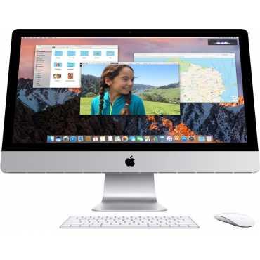 Apple iMac MK142HN/A All In One Desktop - White