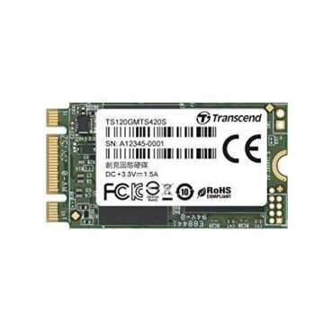 Transcend TS120GMTS420S 120GB M.2 SATA III Internal Solid State Drive