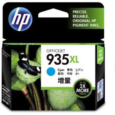 HP 935XL Cyan Ink Cartridge - Blue
