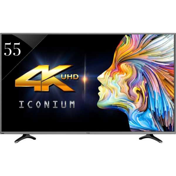 Vu LTDN55XT780XWAU3D 55 Inch Ultra HD 4K Smart LED TV