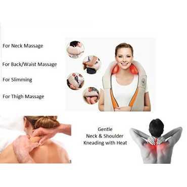 JSB HF71 Shoulder Massager - Beige