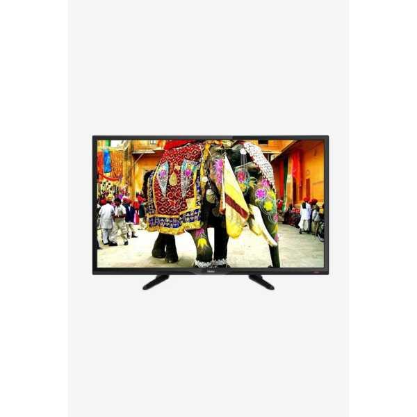Haier (LE24F7000) 24 Inch HD Ready LED TV - Black