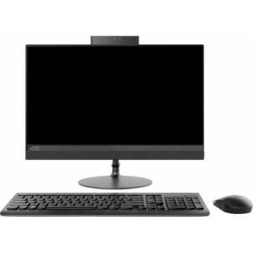 Lenovo 520 22IKU (F0D5004VIN) (Intel i3,4GB,1TB,DOS) All In One Desktop - Black
