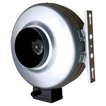 Caryaire CF-150B Circular Inline Fan