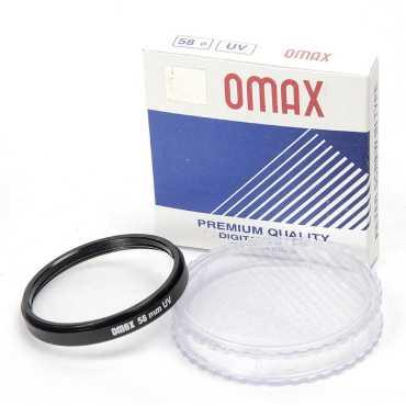 Omax 58mm uv Filter