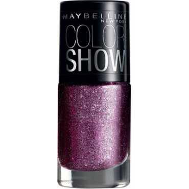 Maybelline Color Show Glitter Mania (Matinee Mauve - 605)
