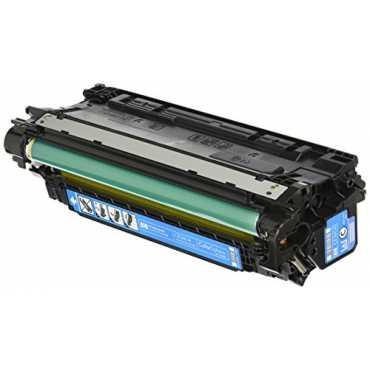HP LaserJet CE261A Cyan Toner Cartridge - Cyan