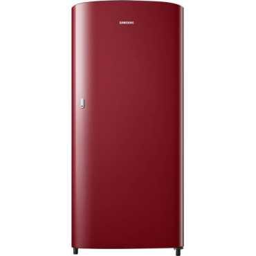 Samsung 192 L Direct Cool Single Door Refrigerator Scarlet Red RR19T21CARH NL