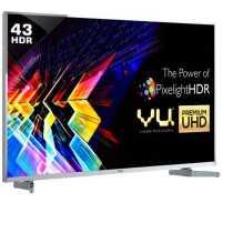 Vu 43S6575 43 Inch Ultra HD 4K Smart LED TV