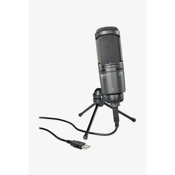 Audio Technica AT2020 USB Plus Microphone