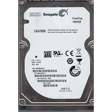 Seagate ST1000LM010 1TB SATA 2 5 Inch Internal Hard Drive
