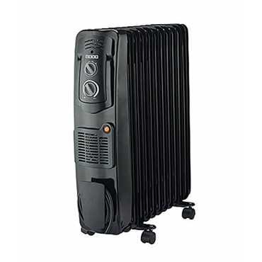 Usha OFR3209-FB Fan Oil Filled Room Heater