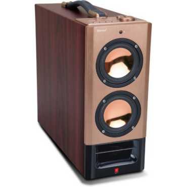 iball Tarang Mini Tower BTH Speaker - Brown