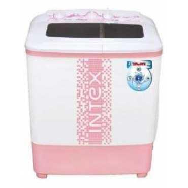 Intex 6.5 Kg Semi Automatic Top Load Washing Machine (WMS65ST)