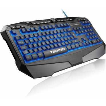 Tecknet X702 Gryphon Gaming Keyboard - Black