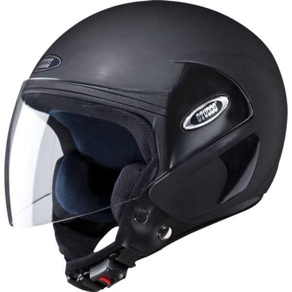 Studds Cub 07 Motorsports Helmet (X-Large) - Yellow