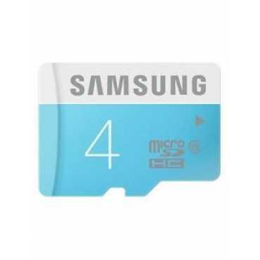 Samsung MB-MS04D 4GB Class 6 MicroSDHC Memory Card