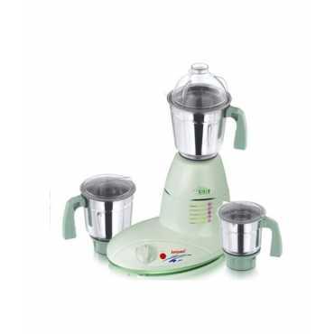 Jaipan Kitchen Green 750W Mixer Grinder - Green