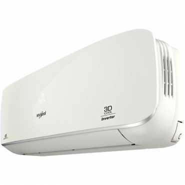 Whirlpool 3D Cool 1 Ton Inverter Split Air Conditioner - White