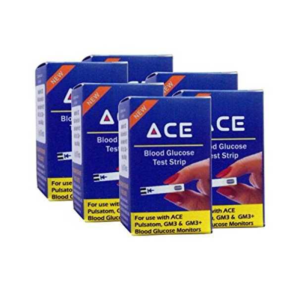 ACE Strips V300 Glucometer Strips