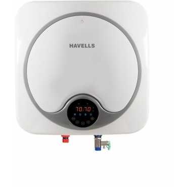 Havells GHWEQDTWG015 15L Storage Water Geyser - White