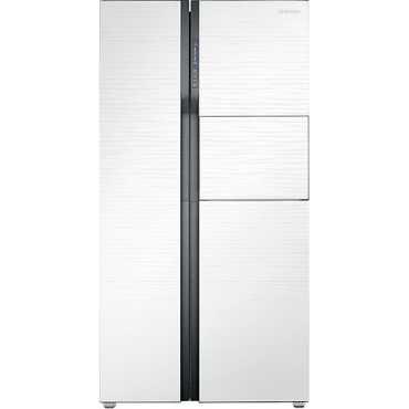 Samsung RS554NRUA1J 591 Litres Side By Side Door Refrigerator