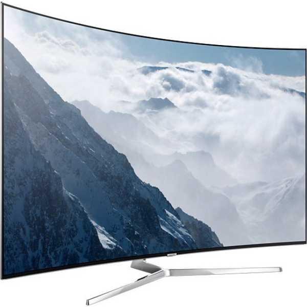 Samsung UA55KS9000KLXL 55 Inch Ultra HD 4K Curved Smart LED TV