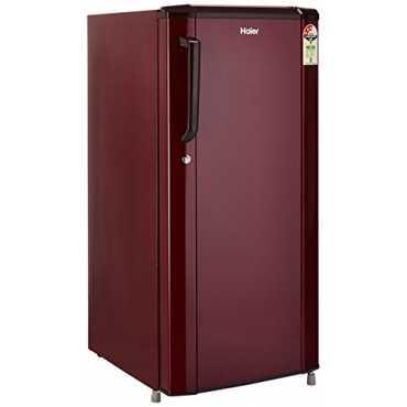 Haier HRD-1903SR-R 190L 3S Single Door Refrigerator - Red