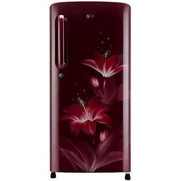 LG GL-B201APGY 190L 5 Star Inverter Direct Cool Single Door Refrigerator (Glow)