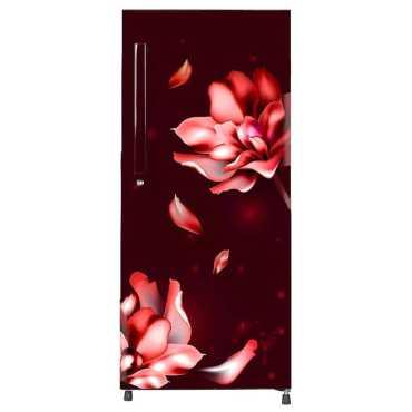 Haier HRD-2204CRJ 220 L 3 Star Direct Cool Single Door Refrigerator (Jasmine)