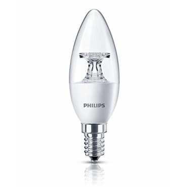 Philips 4 5W E14 LED Bulb Warm White Pack Of 2