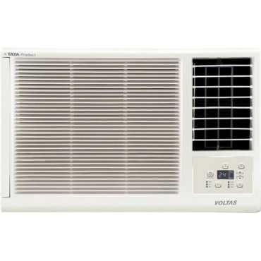 Voltas 123 LZF 1 Ton 3 Star Window Air Conditioner - Brown | White