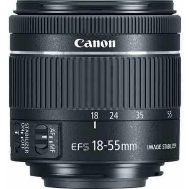 Canon EF-S 18-55mm f 4-5 6 IS STM Lens