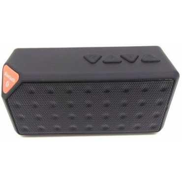 MDI X3 Wireless Mobile Speaker - Red   Black