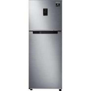 Samsung RT37T4632SL 336 L 2 Star Inverter Frost Free Double Door Refrigerator