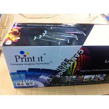 Print It Q2612A black Toner Cartridge