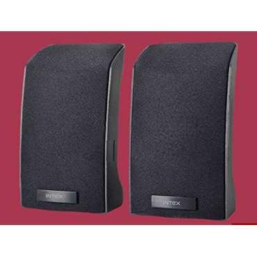 Intex IT- 312U 2.0 Speakers - Black