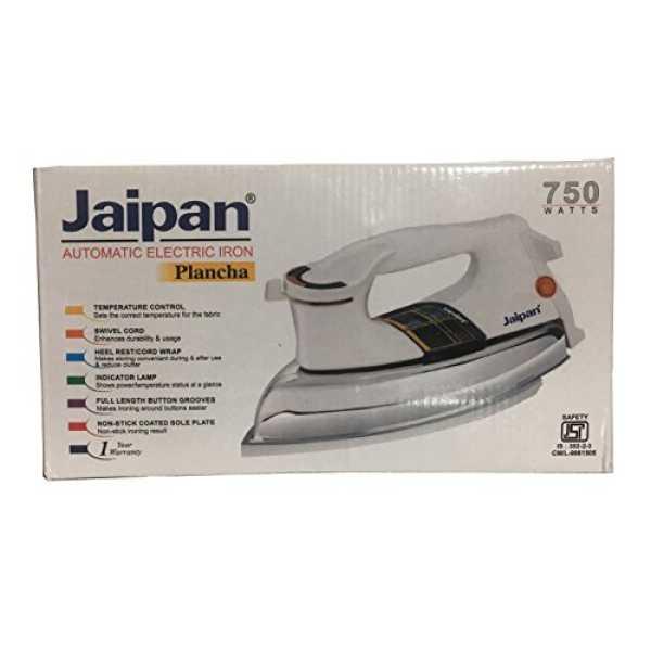 Jaipan Plancha 750W Iron