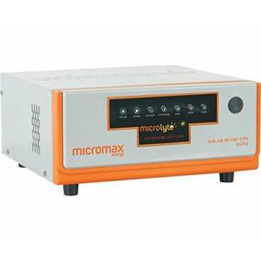 Micromax 1125Q Solar Home UPS Inverter - Orange