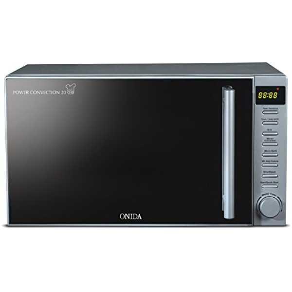 Onida 20 Chef MO20CJS26S Microwave