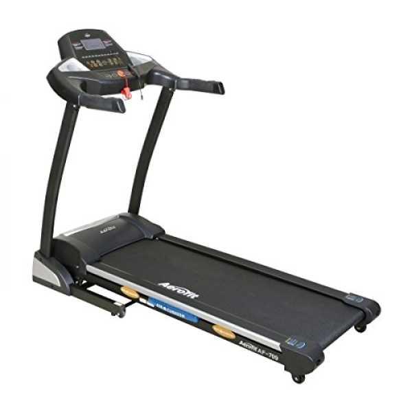 Aerofit HF903 Motorized Treadmill (With Rangifer Gym Gloves)