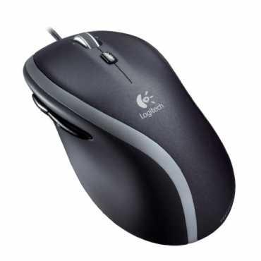 Logitech MX518 1600 dpi/8 Buttons Corded Optical Mouse - Silver