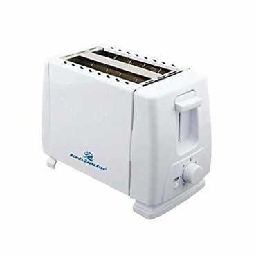 Kelvinator KPT-601 2 Slice Pop Up Toaster - White
