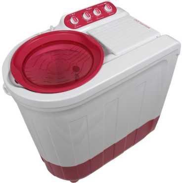 Whirlpool ACE 7.5 SUPER SOAK 7.5 Kg Semi Automatic Washing Machine - Purple | Red