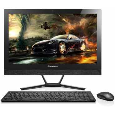 Lenovo C40-30 (F0B400K7IN) All in One Desktop - Black