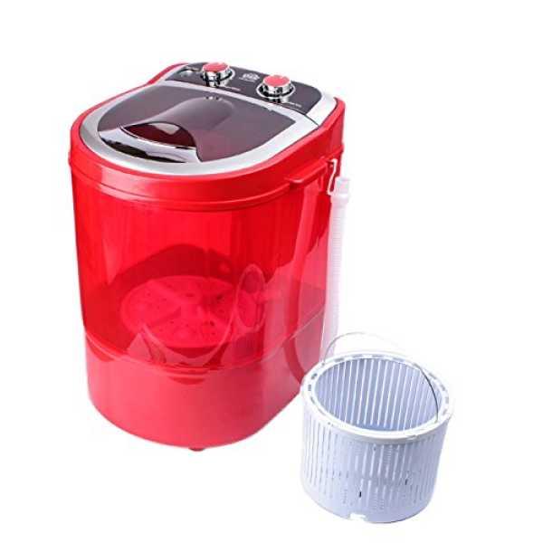 DMR DMR 30-1208 3 Kg Mini Washing Machine - White | Blue | Red