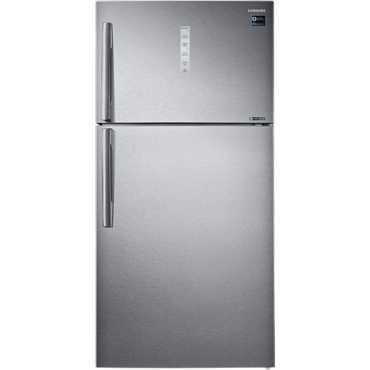 Samsung RT61K7058SL/TL 637 L 3 Star Inverter Frost Free Double Door Refrigerator - Grey