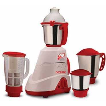Desire DMG 7541 750W Mixer Grinder - Red