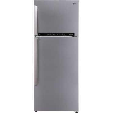 LG GL-T502FPZU 475 L 3 Star Inverter Frost Free Double Door Refrigerator