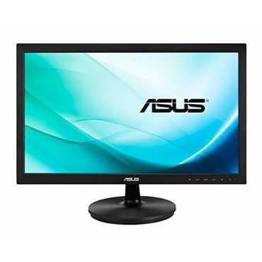 Asus VS228DE 21.5 Inch LCD Monitor - Black